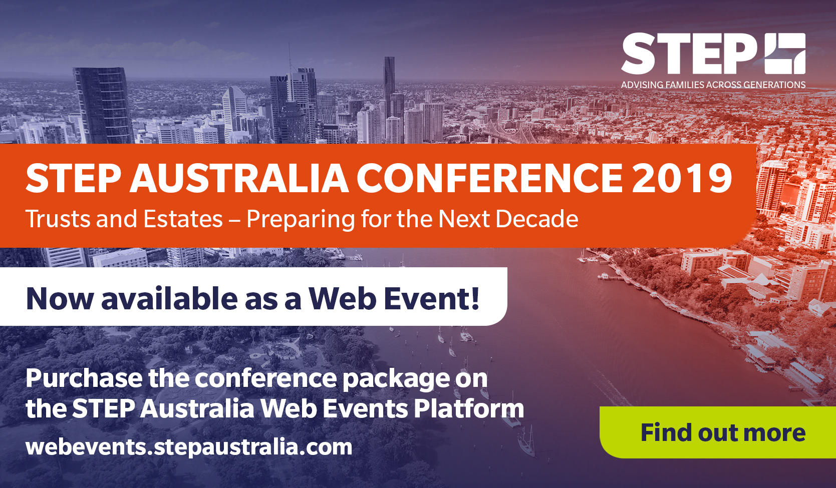 STEP Australia 2019 Conference